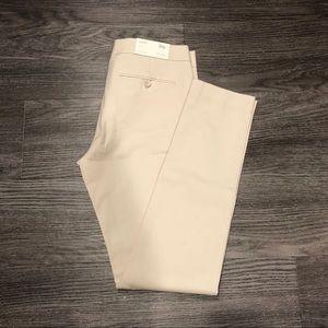 NWT Club Monaco Cream Skinny Pants, 6